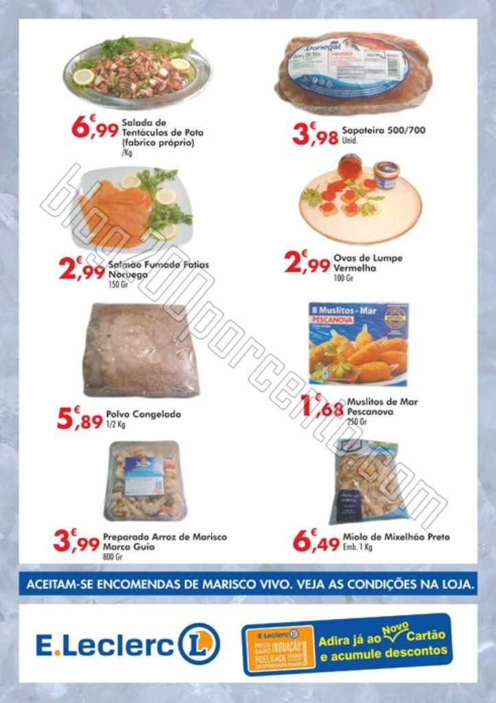 Folheto E-LECLERC Especial Fim de Ano - Caldas de