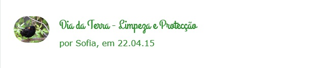 Dia da Terra - Limpeza e Protecção